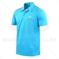 Yonex Performance Polo Shirt (Ocean Blue)