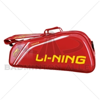Li-Ning ABJH064-1 Professional Premium Red Badminton Thermal Bag