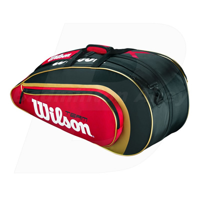 Wilson BLX Team II 3X Racket Bag (WRZ-804200)