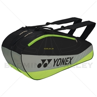 Yonex 5526EX Black Lime Badminton Tennis Racket Bag
