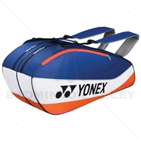 Yonex 5526EX Blue Orange Badminton Tennis Racket Bag