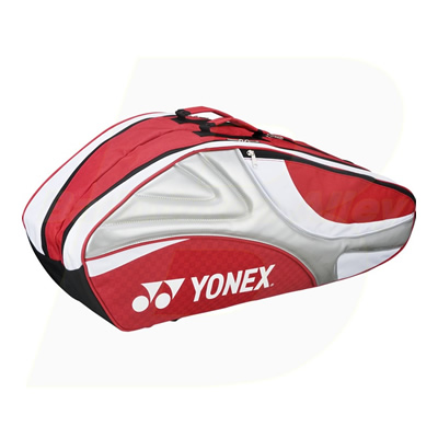 Yonex 8026-EX Red 2011 Tournament Active Badminton Tennis Thermal Bag