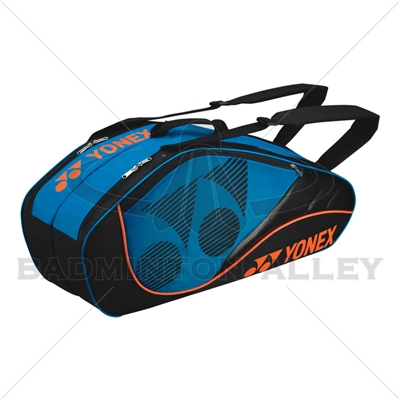 Yonex 8426-EX Turquoise Orange Tournament Active Badminton Tennis Bag