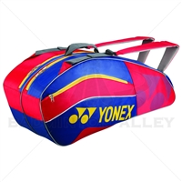 Yonex 8526-EX Red Blue Tournament Active Badminton Tennis Bag