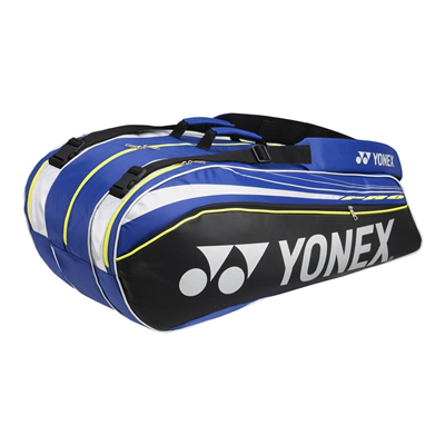 Yonex 9229EX Blue Black Pro Badminton Tennis Thermal Bag