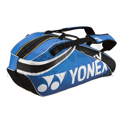 Yonex 9326EX Metallic Blue Pro Badminton Tennis Thermal Bag
