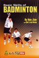 Han Jian Basic Skills of Badminton Book