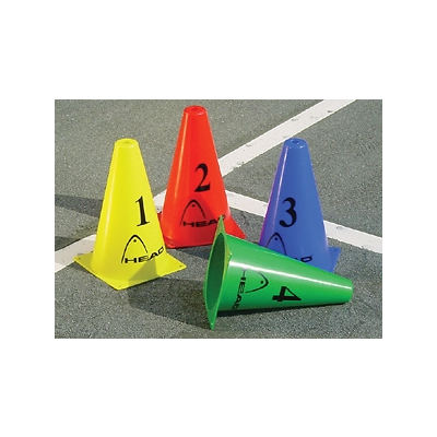 HEAD Badminton Tennis Training Drill Cones