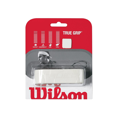 Wilson True Grip White Replacement Grip (WRZ4854)