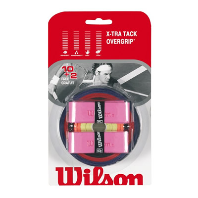 Wilson Xtra Tack 10+2 Roll Overgrip