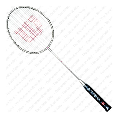 Wilson Hope Game Point Silver Badminton Racket