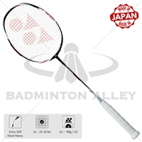 Yonex Duora Z-Strike (DUO-ZS-3UG4) Black White Badminton Racket