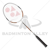 Yonex Muscle Power 7 (MP7) White Navy Badminton Racket