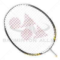 Yonex NanoRay 10 (NR10-WH/BK) 4UG4 White Black  Badminton Racket