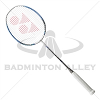 Yonex NanoRay 10 (NR10-WH/BL) 4UG4 White Blue Badminton Racket
