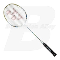 Yonex Nano Speed 100 White Blue 2012 (NS100) Badminton Racket