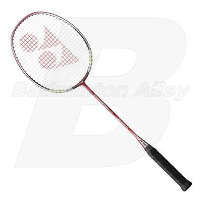 Yonex Nano Speed 100 Red 2011 (NS100 - Custom Strung) Badminton Racket