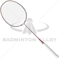 Yonex NanoRay 700FX (Flexible) Shine Silver Red Badminton Racket