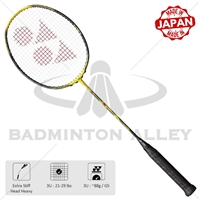 Yonex Voltric Z-Force 2 YELLOW Lin Dan Exclusive (VTZF2LD-3UG4) Badminton Racket