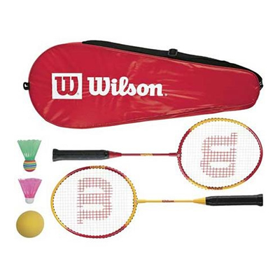 Wilson Kids Badminton Set T8440