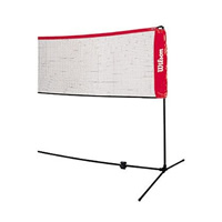 Wilson Portable Mini Badminton / Tennis Recreational Net System