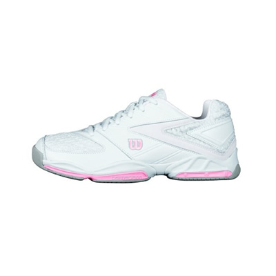 Wilson EB-7 2009 Pink Women Badminton Shoes