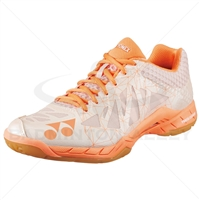 Yonex Power Cushion Aerus 2 LX Pearl Orange Women Badminton Shoes
