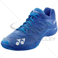 Yonex Power Cushion Aerus 3 MX Blue Men Badminton Shoes