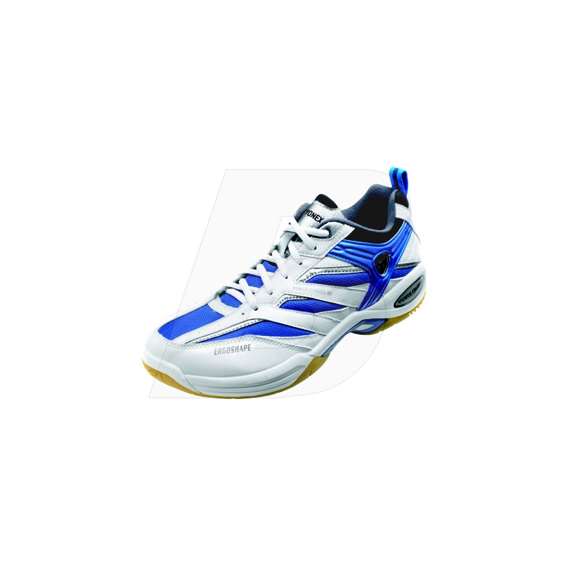 Simple Yonex SHB SC4LX Women39s Indoor Trainers White With Pink Amp Blue