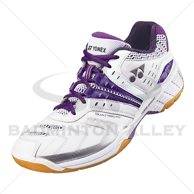 Yonex SHB-83WEX (Extra Wide) Purple Badminton Shoes