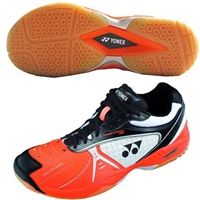 Yonex SHB-86LTD Shine Orange Badminton Shoes
