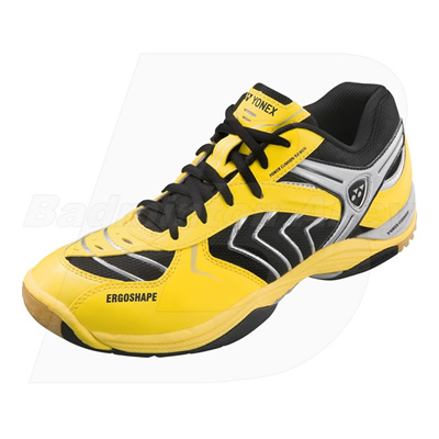 Yonex Power Cushion SHB-92MX 2011 Flash Yellow Men Badminton Shoes
