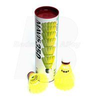 Yonex Mavis 350 Yellow (Fast Speed) Nylon Shuttlecock