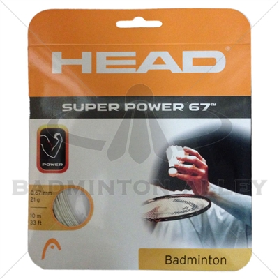Head Super Power 67 Badminton String