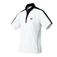 Yonex Performance Polo Shirt TW-1592 (White/Black)