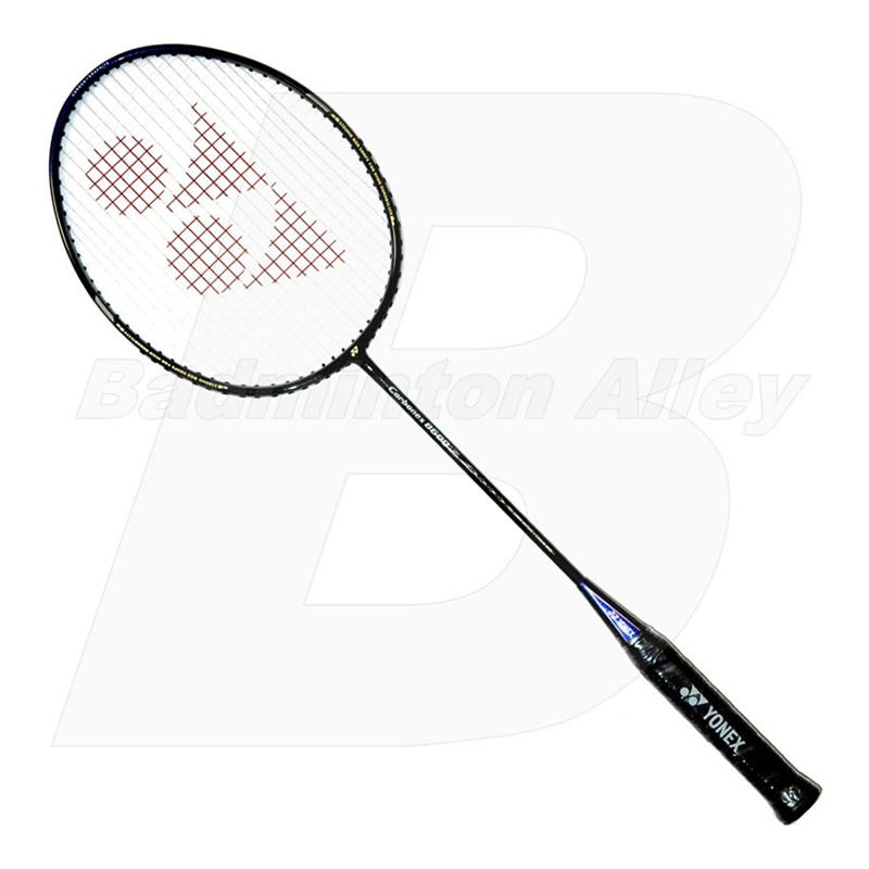 yonex carbonex 8600 titanium black navy badminton racket