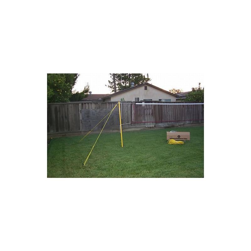 Backyard Badminton Set Badminton Zume Gamessatek Industrial Grade