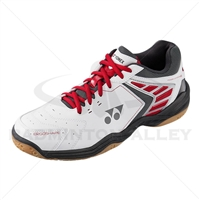 Yonex SHB-46EX White Red Badminton Shoes