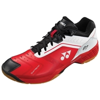 Yonex SHB-87EX Red White Badminton Shoes