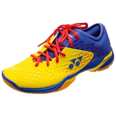 Details about  /YONEX SHB-03Z Men/'s Badminton Shoes Yellow//Blue