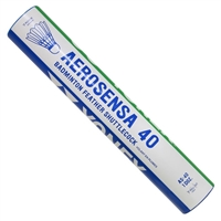Yonex Aerosensa 40 (AS-40) Badminton Tournament Feather Shuttlecock